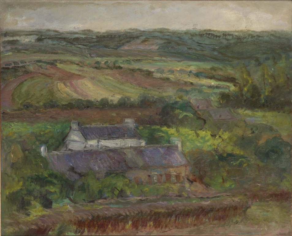 Cottage in the Field