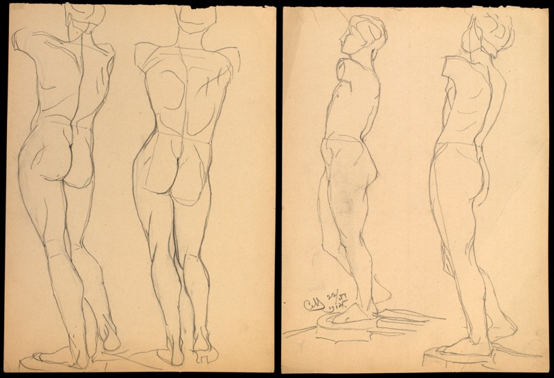 Two Studies of the Human Body