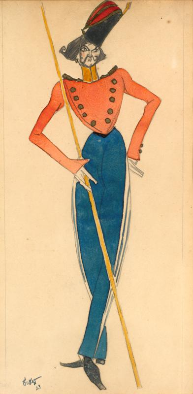 Costume Design for Boutique Fantastique