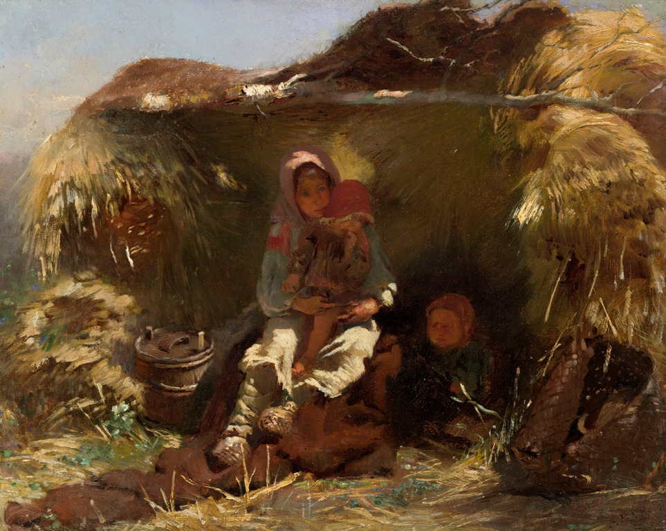 Peasant Children
