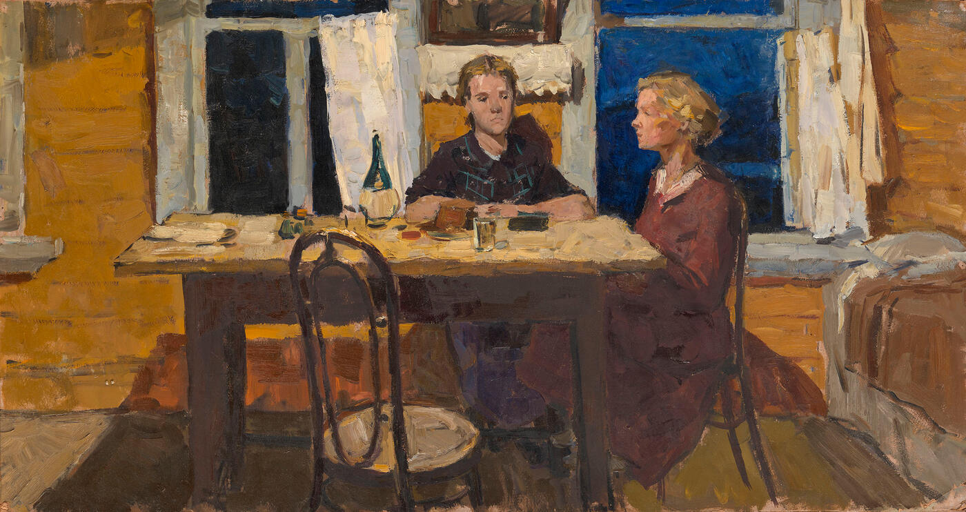 Evening at the Table