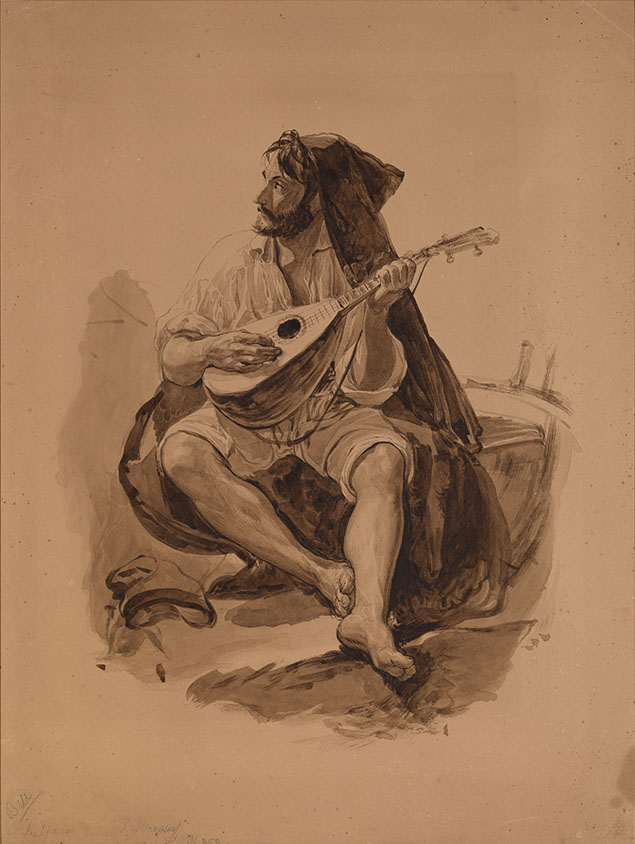 Musician and Pirate