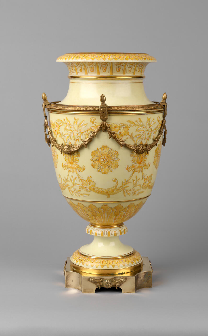 IMPERIAL PORCELAIN MANUFACTORY, PERIOD OF NICHOLAS II (1896-1917), 1898