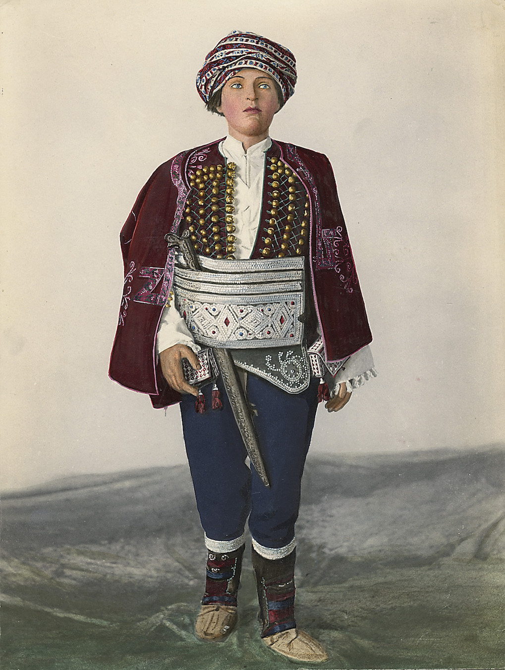 Serbian Boy from Dalmatia