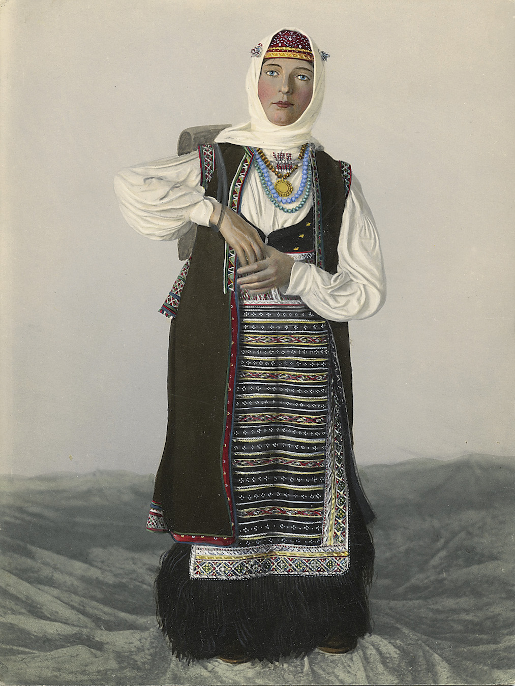 Croatian Woman
