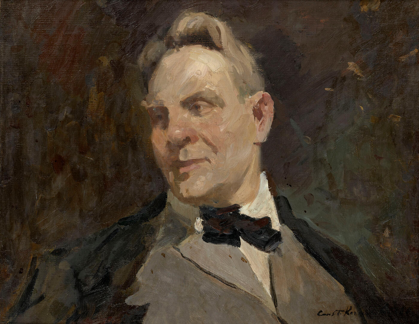 Portrait of Feodor Chaliapin