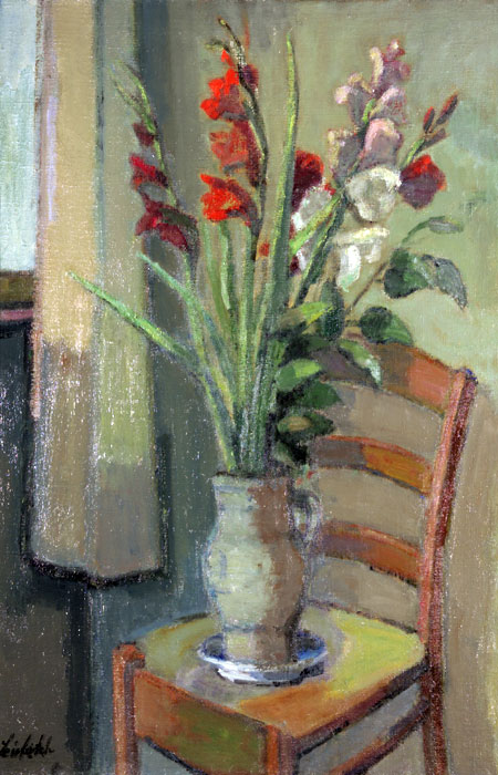 Flowers on the Chair