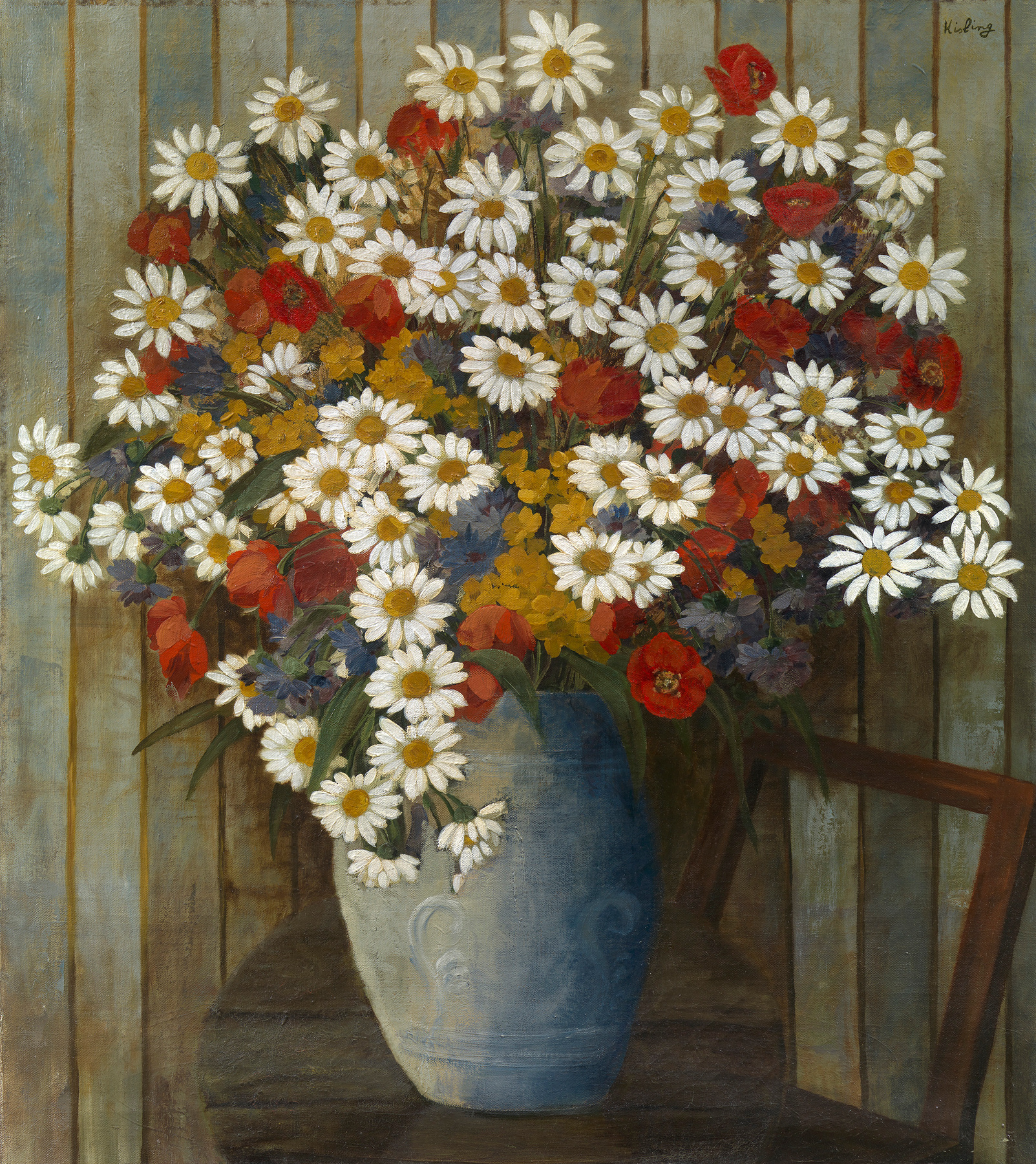 <a href='/en/catalogue/view?id=12626'>Lot 51.</a> KISLING, MOISE, <i>Flowers</i><br> 70,000–100,000 GBP.